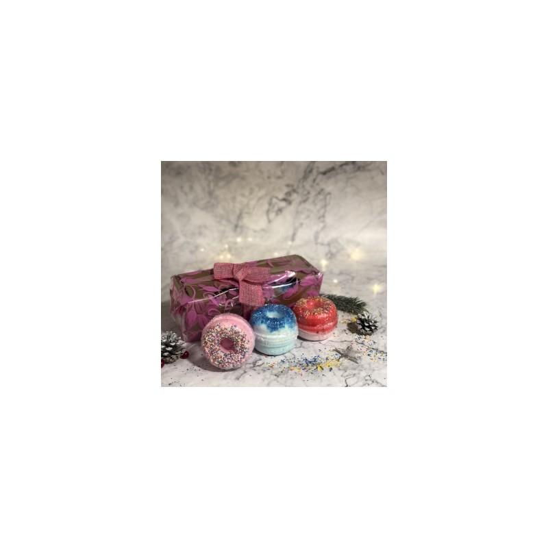 Ethnic Sling Bag - Purple / Spiral